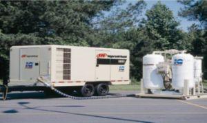 Ingersoll Rand Portable Air Compressor; Doosan Portable Air Compressor (900-1600 CFM) pictures & photos