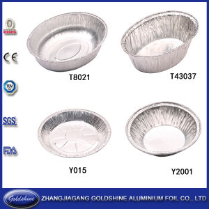 Aluminium Foil Container for Food pictures & photos
