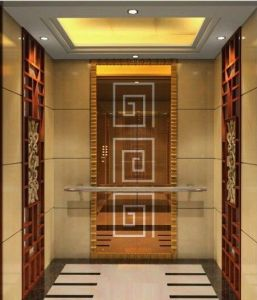 China Luxury Design Elevator Of Wells China Elevator Lift