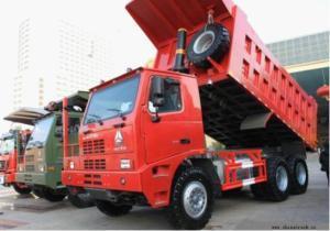 Heavy Duty Special Mining Dump Truck (ZZ5707S3840AJ)