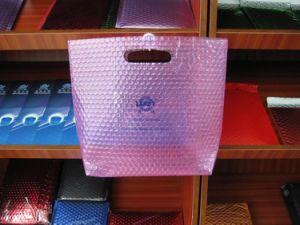 Pink Bubble Bag