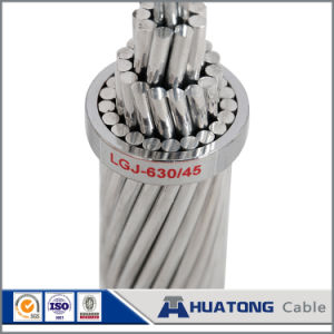 Overhead Aluminium Bare Conductor ACSR ASTM Standard for Huatong Factory pictures & photos
