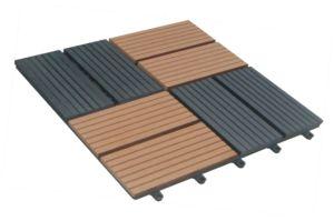 Waterproof WPC DIY Decking Tiles (YDT30C)