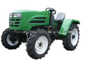 25HP, 4WD Mini Farm Tractor with EPA Engine