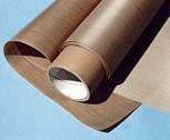 PTFE Coated Fiberglass Fabric Cloth, Used for Heat Sealing Machine pictures & photos