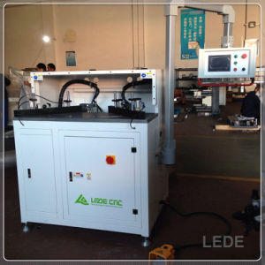 Dowel Hole Milling Machine for Alu-Wood Window pictures & photos