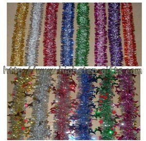 Tinsel Garland (6FT/9FT) pictures & photos