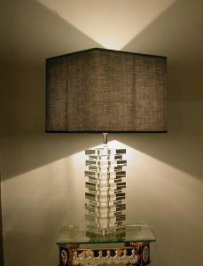 High Quality Hotel Room K9 Crystal Table Lamp (TL1121) pictures & photos