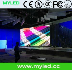 P3 Indoor Full Color LED Display pictures & photos