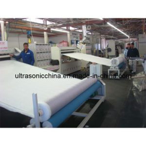 Ultrasonic Fabric Embossing Machine (MS-1850) pictures & photos