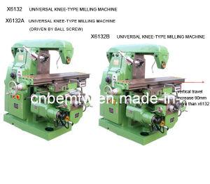 Universal Knee-Type Milling Machine (B2-X6132/X6132B) pictures & photos