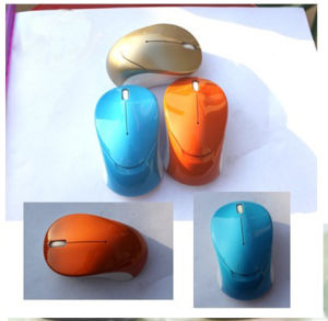 Wireless Optical Mouse (QY-WM2417) pictures & photos