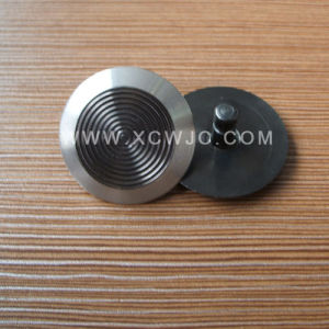 PVD Tactile Indicator Road Stud (XC-MDD1149) pictures & photos