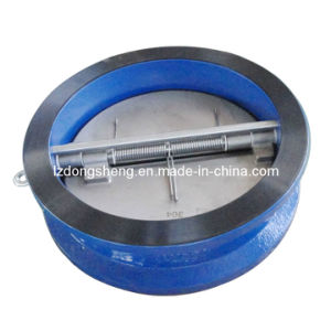 Dual Plate Metal Hinged Check Valve pictures & photos