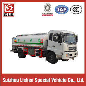 4X2 Dongfeng 9000L Water Tank Truck pictures & photos