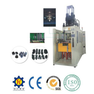 Vertical Preform Silicone Rubber Injection Molding Press pictures & photos