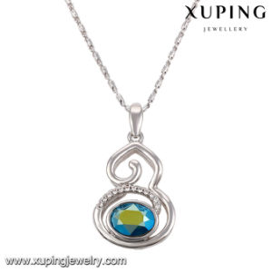 43093 Luxury Jewelry Fashion Pendant Necklace Crystal From Swarovski Elements Jewelry pictures & photos