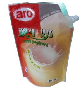 Liquid Spout Packing Bag - 5