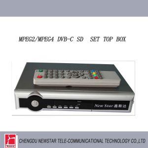 SD DVB-C Set Top Box (SDC-3000)