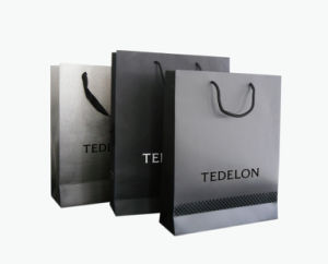 High Quality Various Sizes Paper Shopping Bag (YY-B0163) pictures & photos