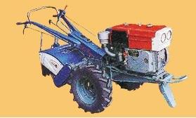 12HP~18HP 2WD Walking Tractor