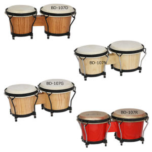 Bongo Drum (BD-107) pictures & photos