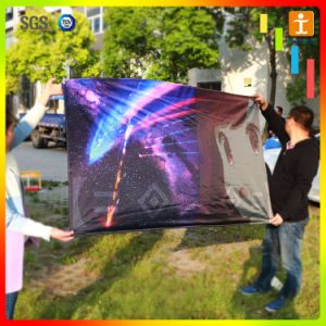 100% Polyester Printing Hanging Bunting Banner pictures & photos