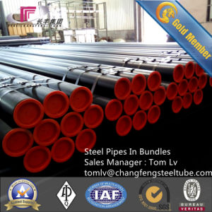 API 5L 3lpe Coating ERW Steel Pipes in Psl1 and Psl2 pictures & photos