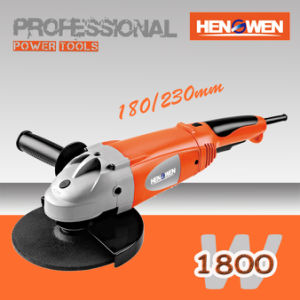 100mm Angle Grinder of 670W Electric Power Tool (S1M-HW15-100A)