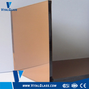 Bronze Reflective Glass with CE&ISO9001 pictures & photos