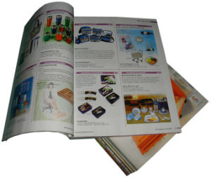 High Quality Perfect Binding Book (YY-K0003) pictures & photos