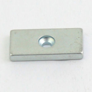 Permanent NdFeB Magnets, Rare Earth Magnets, Grade N45SH