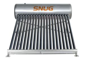 Solar Water Heater System, Stainless Steel pictures & photos