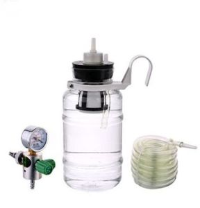 Medical Suction Jar and Suction Regulator for Patient Uses pictures & photos