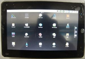 Android 2.1 OS Mid, 10 Inch Tablet PC Zt-180 1gmhz Accept Paypal