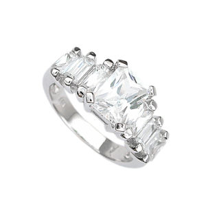 925 Silver Jewelry Ring (210758) Weight 4.7g