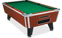 Coin Operated Pool Table (COT-003) pictures & photos