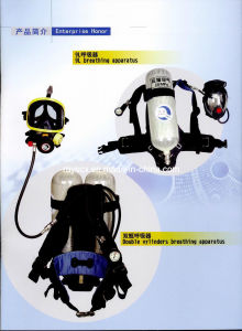 En137 Scba- Self Contained Breathing Apparatus pictures & photos