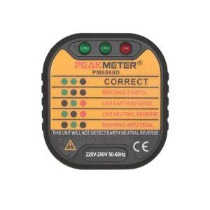 230V Pm6860d Socket Tester, Circuit Tester