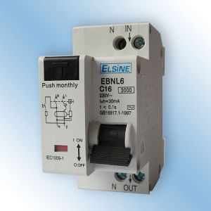 EBNL6 C16 Residual Current Device