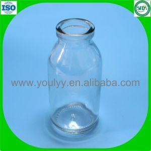100ml Transparent Moulded Bottle pictures & photos