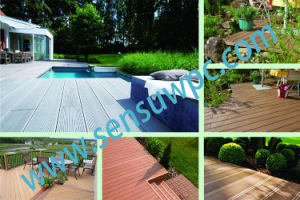 Sensu Comfortable and Weather Resistant WPC House pictures & photos
