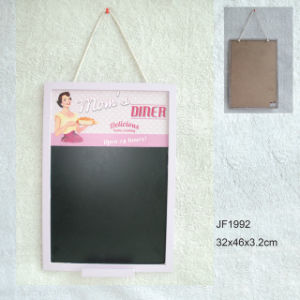Wooden MDF Kitchen Blackboard pictures & photos