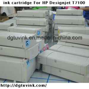 for Wide Format HP Designjet T7100 761 Remanufactured Ink Cartridge pictures & photos
