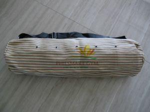 2014 Cotton Jute Yoga Mat Carry Bag pictures & photos