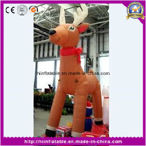 2016 Hot Selling Decorative LED Lighting Christmas Inflatable Deer pictures & photos