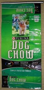 Pet PP Wvoen Feed Bag with Glossy Printed Film pictures & photos