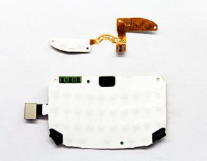 Mobile Parts for Blackberry 9360 Keyboard Plate pictures & photos