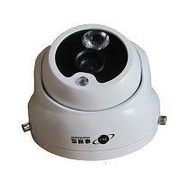 Dome IR Security Camera with White Color (ZCJ-11AC1P010618)