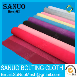 Sanuo 36t Polyester Screen Printing Mesh/Bolting Cloth Monfilament pictures & photos